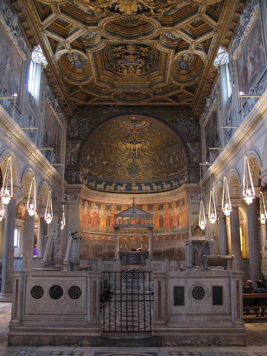 Basílica de San Clemente de Letrán