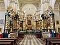 Interior of the Church of St. Bernardino of Siena in Kraków, 08.jpg