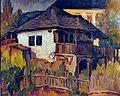 Ion Theodorescu-Sion - Casa taraneasca din Curtea de Arges.jpg