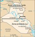 Irak zona exclusion aerea.PNG