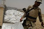 Iraqi Soldiers Distribute 5,000 Lbs. of Food and Supplies DVIDS184378.jpg