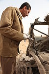 Iraqi investigators practice crime scene investigation DVIDS238135.jpg