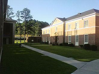 Bevill State Community College - Irma Nicholson Library, Jasper Campus