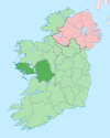 Island of Ireland location map Galway.svg