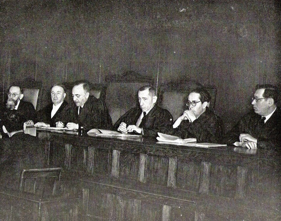 Israel Supreme Court ca1952