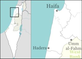 Place in Haifa