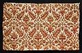 Italia, lampasso per arredo domestico, in seta, lino e lana, 1590-1610 ca.jpg