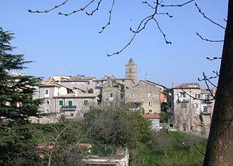 Formello - Image: Italia Lazio Formello Panorama 2