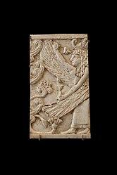 Plaque fragment: Egyptian-style scene