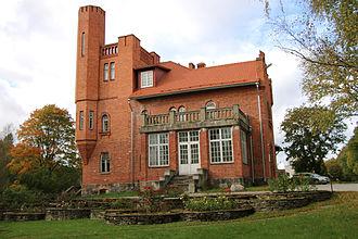 Tapa Parish - Jäneda manor