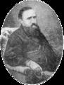 Józef Ignacy Kraszewski, ilustracja z książki 'Męczennica na tronie'.png
