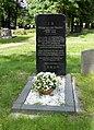 Jüdischer Friedhof Köln-Bocklemünd - Gedenkstein Alice von der Heyden (1).jpg