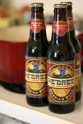Shmaltz Brewing Company - HE'BREW Messiah Bold