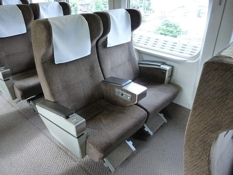 File:JRC新幹線シリーズ300席のグリーンcar.jpg