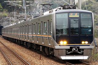 321 series Japanese train type