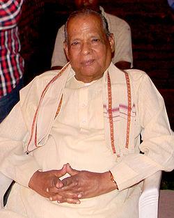 J B Pattnaik, Governor of Assam.jpg