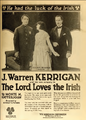 J Warren Kerrigan The Lord Loves the Irish 2 Film Daily 1919.png
