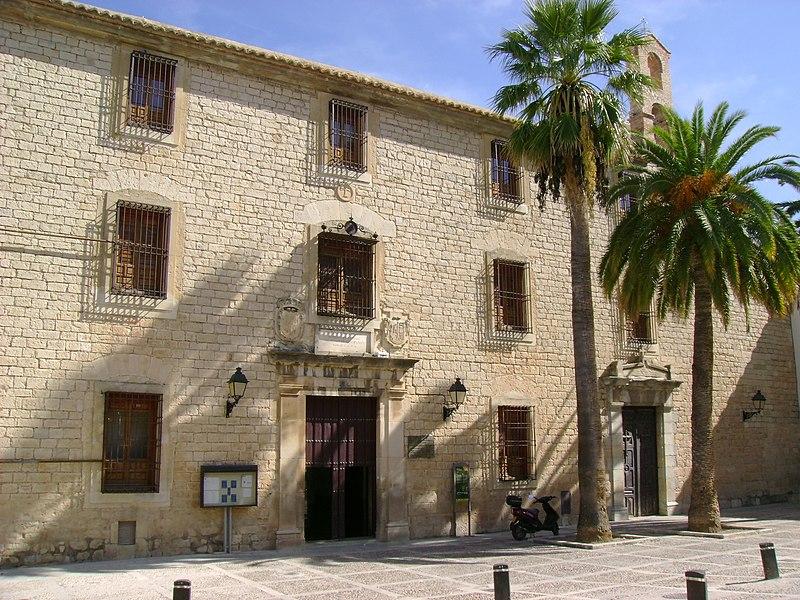 File:Jaén - Palacio de Villardompardo.jpg