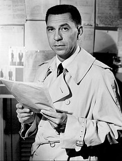 Jack Webb American actor, producer, director, and writer