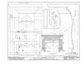 Jacob Evans House, Marlton-Medford Road, Marlton, Burlington County, NJ HABS NJ,3-MART.V,5- (sheet 10 of 24).png