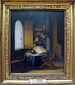 Jacob van spreeuwen, uno scienziato nel suo studio con lezione di vanità, 1630 ca. 01.JPG