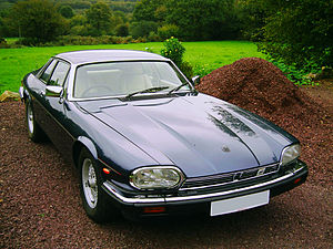 Jaguar XJS - Image: Jaguar XJS 3,6