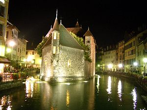Annecy Travel Guide Wikitravel Files