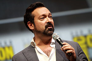 James Mangold - Mangold at the San Diego Comic-Con to promote The Wolverine, 2013.