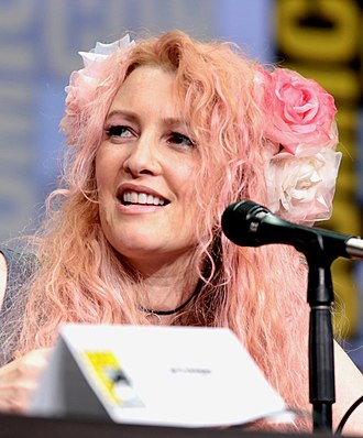 Jane Goldman - Goldman at the 2017 San Diego Comic-Con International