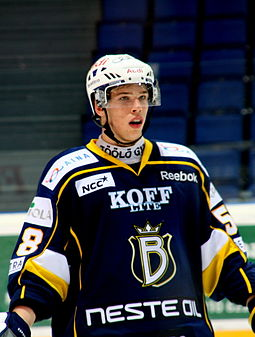 Jani Hakanpää of the Espoo Blues - 20100812.jpg