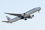 Japan Air Lines, B 777-300, JA751J (17341192052).jpg