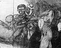 Japanse tekeningen atoomaanslag Hirosjima Stedelijk Museum, Bestanddeelnr 908-3576.jpg