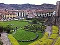 Jardim do Convento de São Domingo, Cusco, Peru - panoramio.jpg