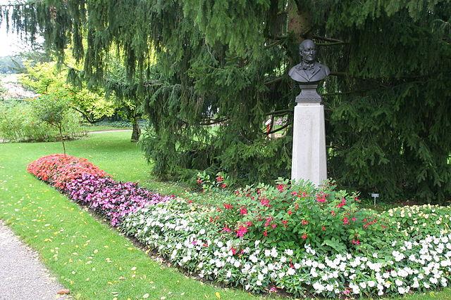 File jardin botanique de porrentruy buste de xavier for Jardin xavier