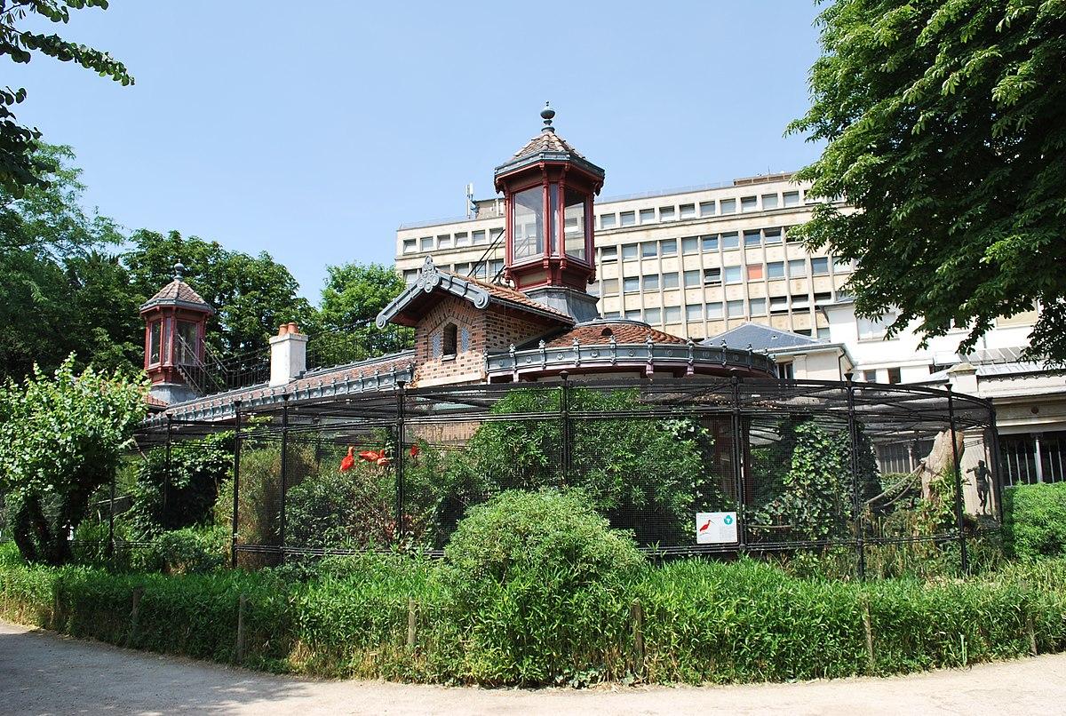 m nagerie du jardin des plantes wikipedie