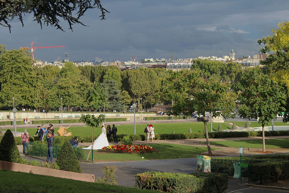 Jardins du trocad ro wikipedia - Les jardins du golfe porto vecchio ...