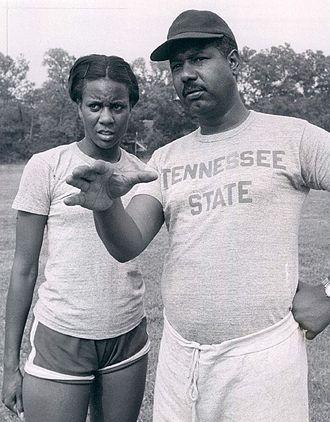 Jason Bernard - Jason Bernard and Shirley Jo Finney in Wilma in 1977