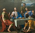 Jean-Baptiste de Champaigne - Supper at Emmaus.jpg