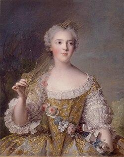 Jean-Marc Nattier, Madame Sophie de France (1748) - 01.jpg