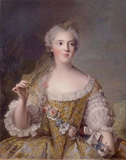 Sophie of France (1734–1782) Duchess of Louvois