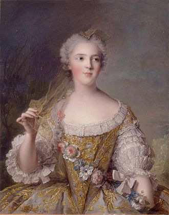 Sophie of France (1734–1782) - Sophie by Nattier