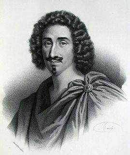 Jean-Louis Guez de Balzac French author, best known for his epistolary essays