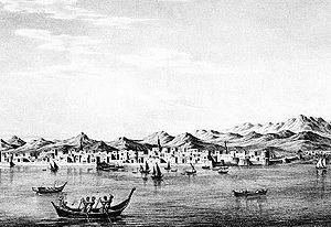 Jeddah - Jeddah, mid-1800s