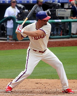 Jeff Francoeur - Francoeur with the Philadelphia Phillies