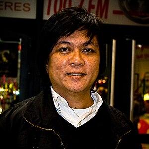 Jeffrey Jeturian - Image: Jeffrey Jeturian FICA2009