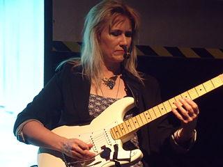 Jennifer Batten American musician