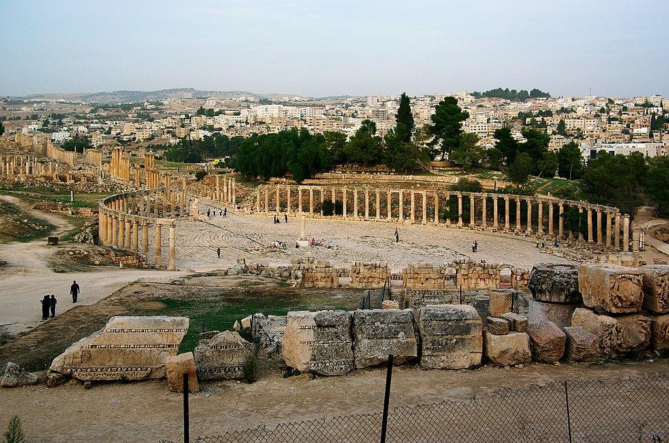 Jerash BW 12