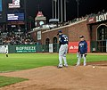 Jeremy Jeffress and Lee Tunnell (43796409521).jpg