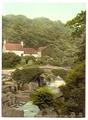 Jesmond Dene, old mill, Newcastle-on-Tyne, England-LCCN2002708005.tif