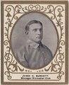 Jesse C. Burkett, Worcester Team, baseball card portrait LCCN2007683856.tif